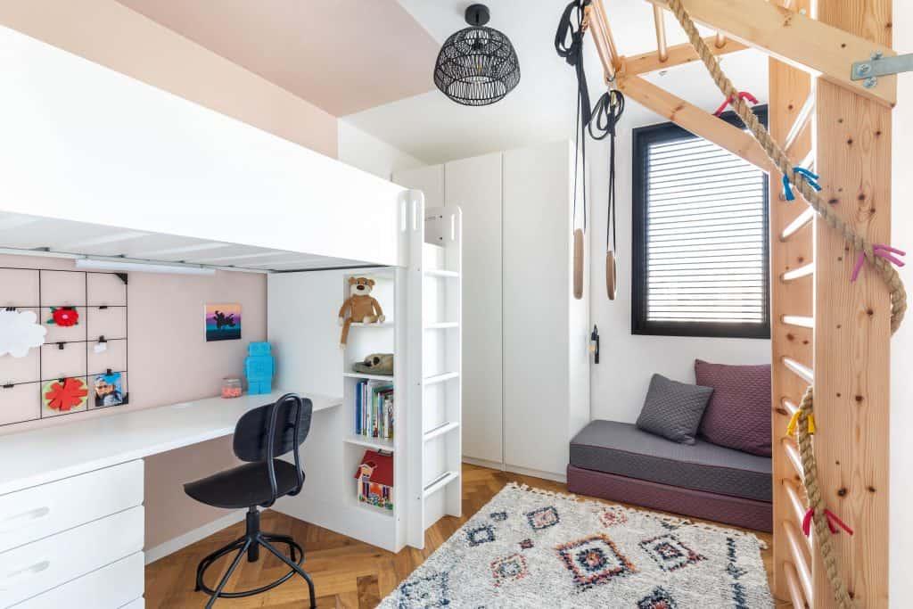 עיצוב חדר ילדים מותאם